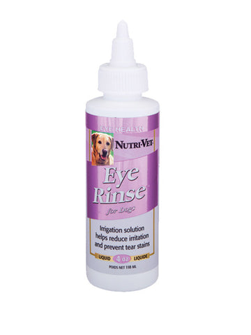 NutriVet Eye Rinse Liquid (Dogs) | Grooming