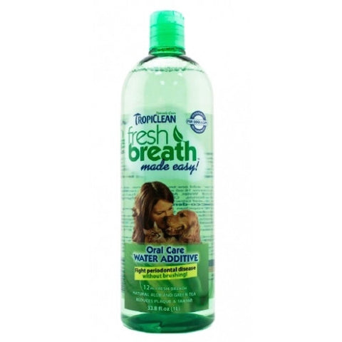 Tropiclean - Fresh Breath Water Additive | Grooming