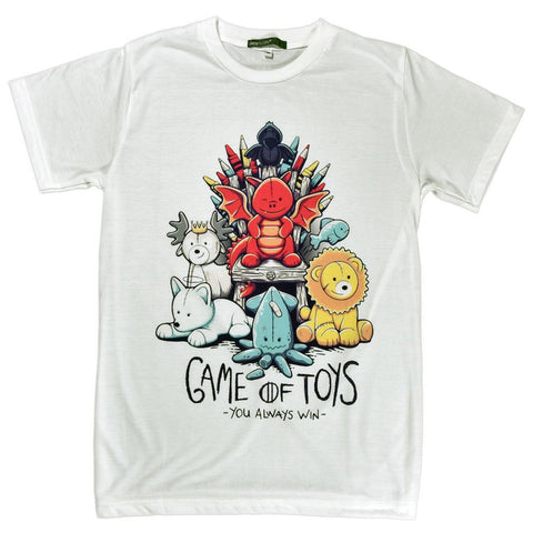 Game of Toys Unisex Graphic T-shirt
