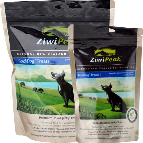 ZiwiPeak Good-Dog Lamb Jerky Dog Treats | Treats