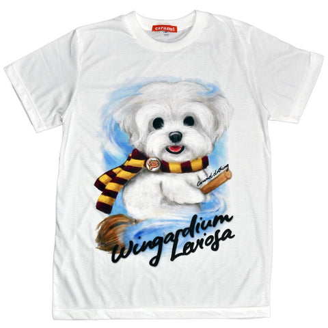 Harry Potter Maltese Unisex Graphic T-shirt