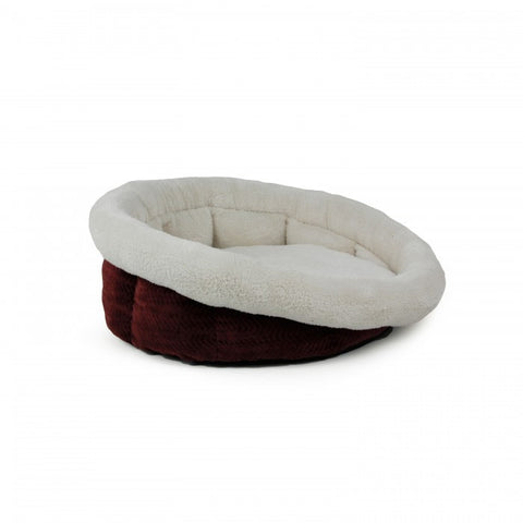 AFP Herringbone Round Bed | Accessories