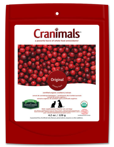 Cranimals Original Urinary Tract Supplement | Canine Supplements - 1