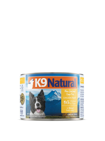 K9 Natural Chicken Can Dog Food (170g) | Wet Food