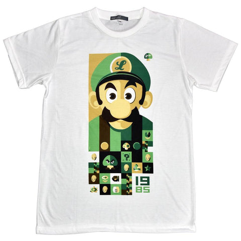 Luigi Unisex Graphic T-shirt