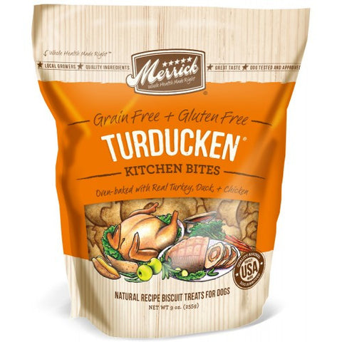 Merrick Kitchen Bites - Turducken 225g | Treats