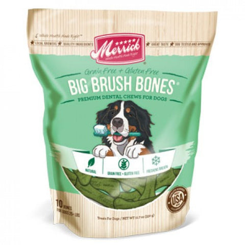 Merrick Dental Bone | Treats - 1
