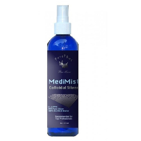 Pure Paws MediMist Colloidal Silver | Grooming