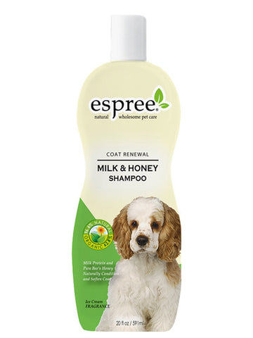 Espree Milk & Honey Shampoo | Grooming
