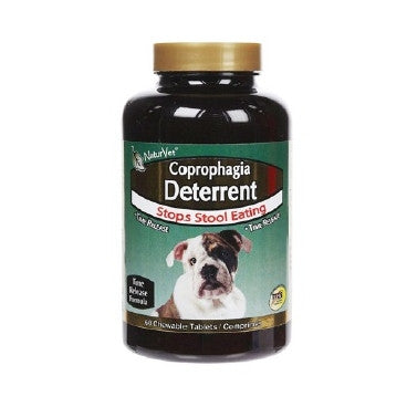 NaturVet Coprophagia Deterrent Tablets | Canine Supplements