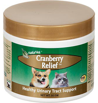 NaturVet Cranberry Relief | Canine Supplements
