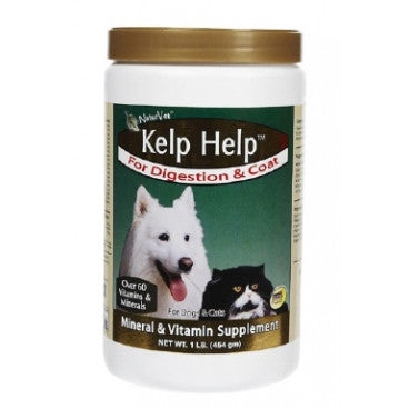 NaturVet Kelp Help (Powder) | Canine Supplements