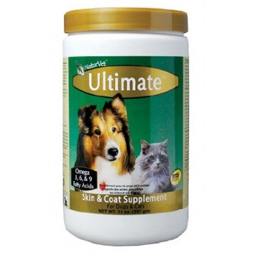 NaturVet Ultimate Skin & Coat Condition | Canine Supplements