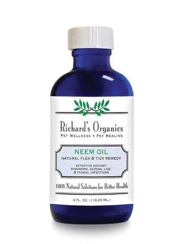 Richard's Organics Neem Oil - 2oz | Grooming