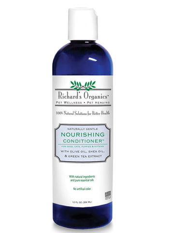 Richard's Organics Nourishing Conditioner - 12 oz | Grooming
