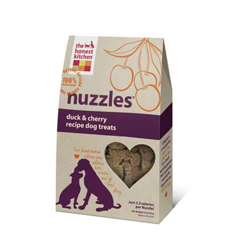 The Honest Kitchen Nuzzles (Duck & Cherry) | Treats