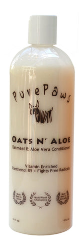 Pure Paws Oatmeal & Aloe Vera Conditioner | Grooming - 1