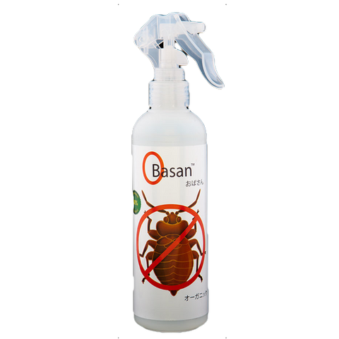 Obasan Organic Flea And Tick Repellant | Grooming
