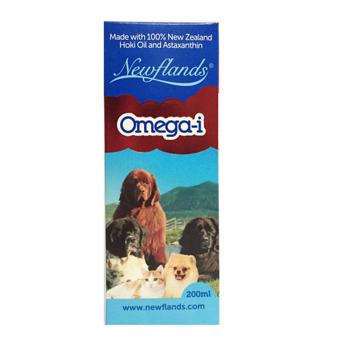 Newflands Omega-i | Canine Supplements - 1