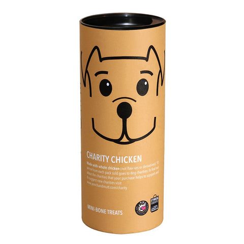 Pooch & Mutt - Charity Chicken Treats (125g) | Treats