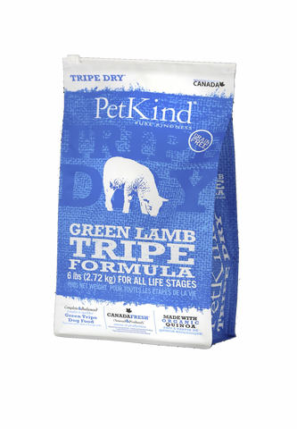 Petkind - Green Lamb Tripe Formula | Dog Dry Food - 1