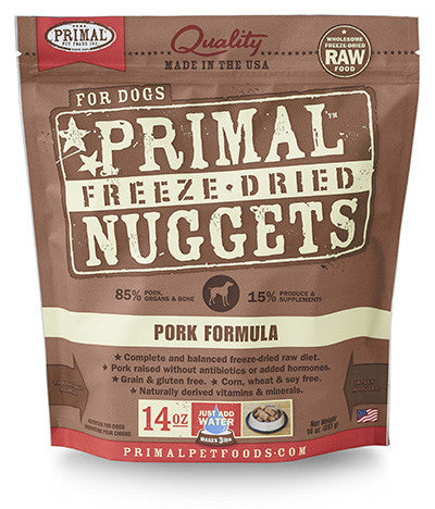 Primal Canine Pork Formula (Freeze Dried) | Freeze Dried Food - 2
