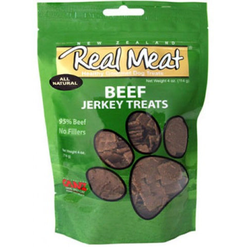 Real Meat Beef Jerky 4oz | Treats