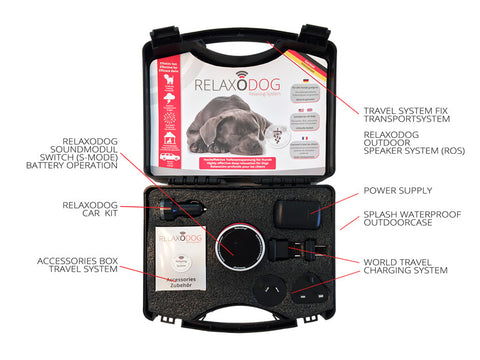 Relaxodog Deep Relaxation Sound Module For Dogs