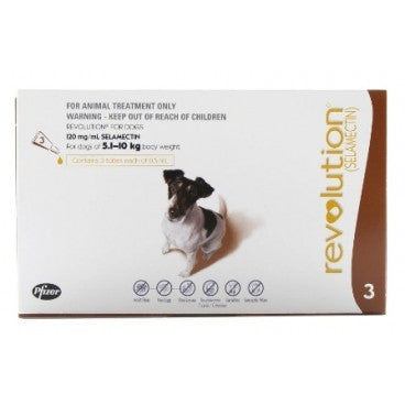 Revolution for Small Dogs 5 - 10kg | Grooming - 1