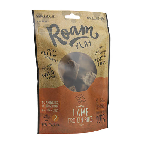 Roam Lamb Protein Bites Dog Treat