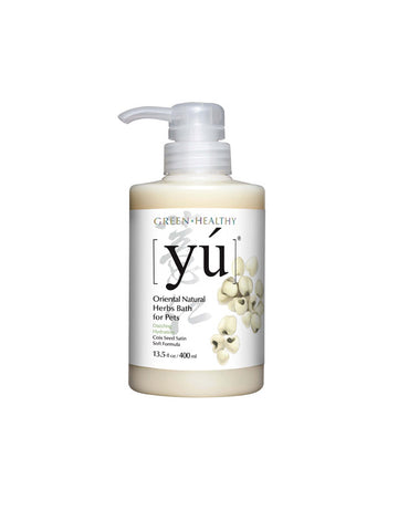 YU Satin Soft Coat Shampoo | Grooming