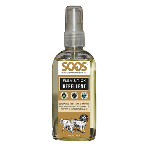 Soos Flea And Tick For Dogs