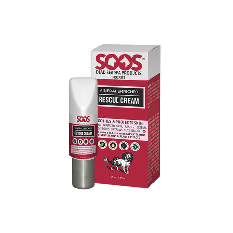 Soos Mineral Enriched Rescue Cream | Grooming