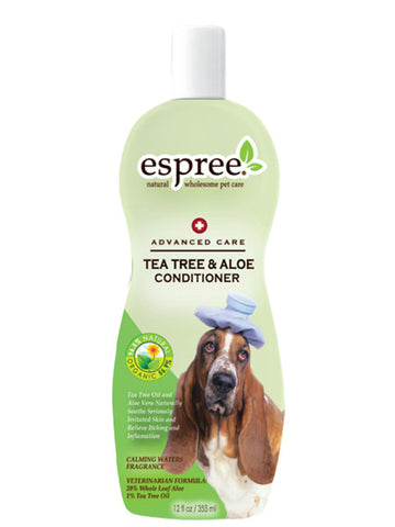 Espree Tea Tree & Aloe Conditioner | Grooming