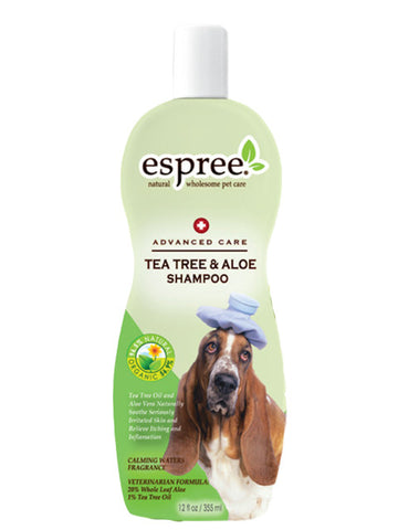 Espree Tea Tree & Aloe Shampoo | Grooming