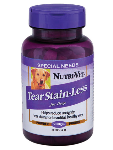 NutriVet Stain-less Powder (Dog) | Canine Supplements