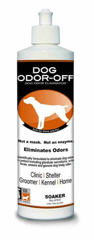 Thornell - Dog Odor-off Soaker (16oz) | Toilet Needs