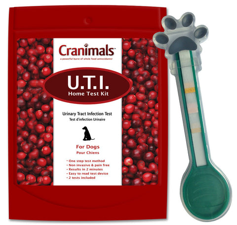 Cranimals Urinary Tract Infection Test For Dogs | Canine Supplements