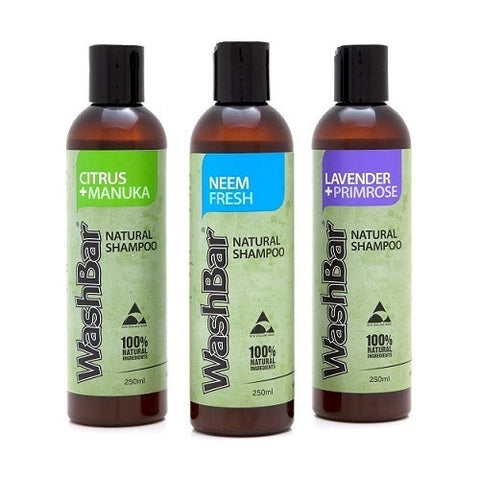 WashBar 100% Natural Shampoo | Grooming - 1
