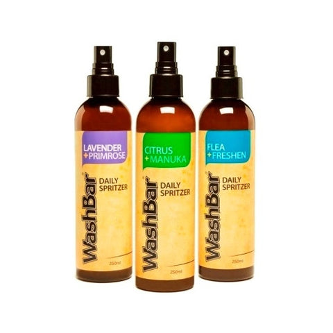 WashBar 100% Natural Daily Spritzers (Dog) | Grooming - 1