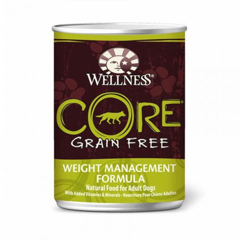 Wellness Core - Grain-Free Weight Management Formula Canned Dog Food | Wet Food