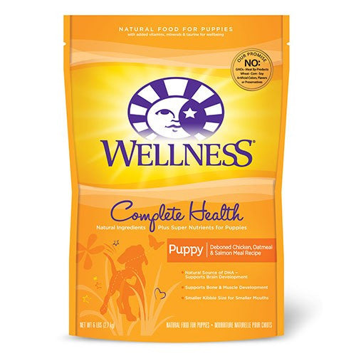 Wellness Complete Health Just For Puppy Dry Dog Food   Dog Dry Food - 1