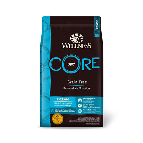 Wellness Core - Grain Free Ocean Dry Dog Food | Dog Dry Food
