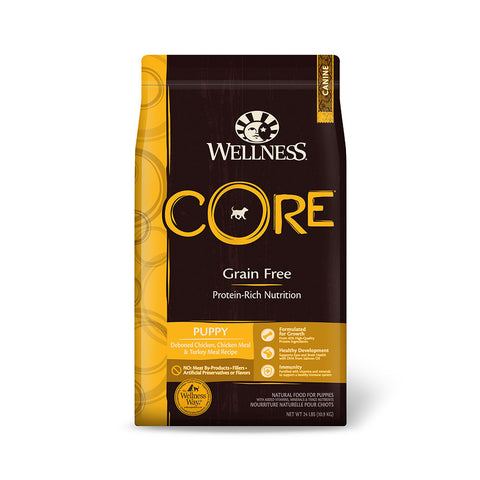 Wellness Core - Grain Free Puppy Dry Dog Food | Dog Dry Food