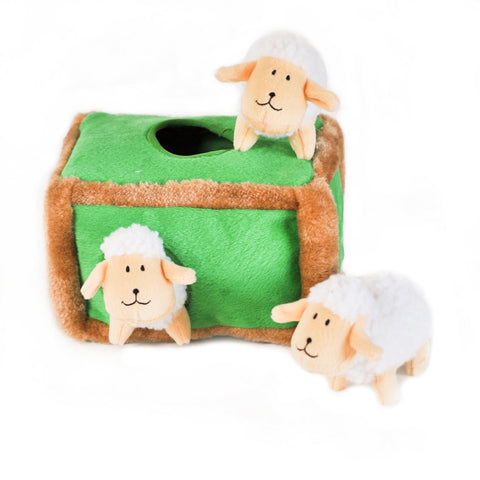 Zippypaws - Burrow (Sheep Pen) | Toy - 1