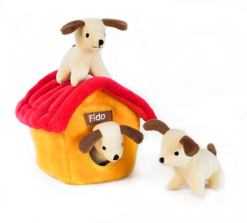 Zippypaws - Burrow (Dog House) | Toy - 1