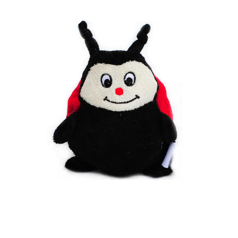 ZIPPYPAWS - GABBLES LADYBUG DOG TOY