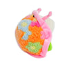 ZIPPYPAWS - GABBLES SNAIL DOG TOY