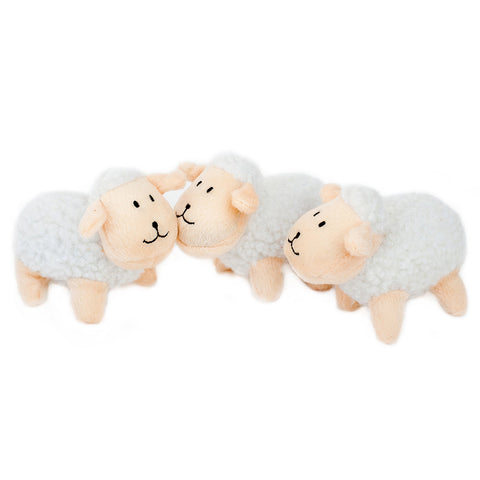 Zippypaws Burrow Refills - Sheep | Toy - 1