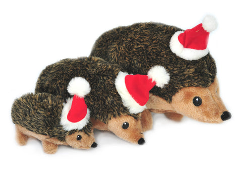 Zippypaws Christmas Specials - Hedgehog | Toy - 1